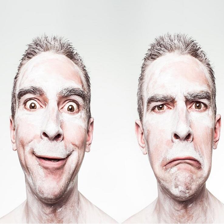 同じ人でも表情で違う。ソーシャルレンディングと貸付投資も同じ